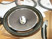 voice coil shimmed