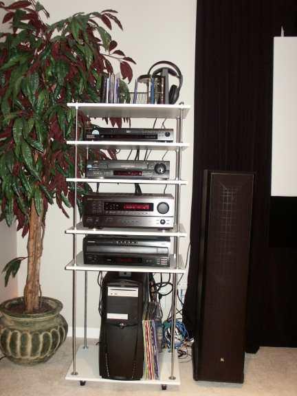 edgebanding racks diy equipment rack